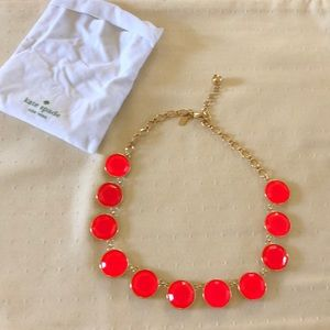 Gorgeous Neon Kate Spade Statement Necklace